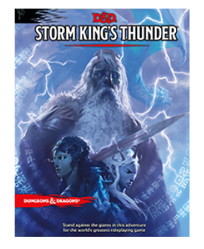Dungeons & Dragons: Storm King's Thunder (5th Edition)