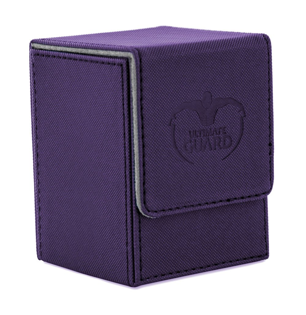 Krabička Ultimate Guard Flip Deck Case 100+ XenoSkin Purple