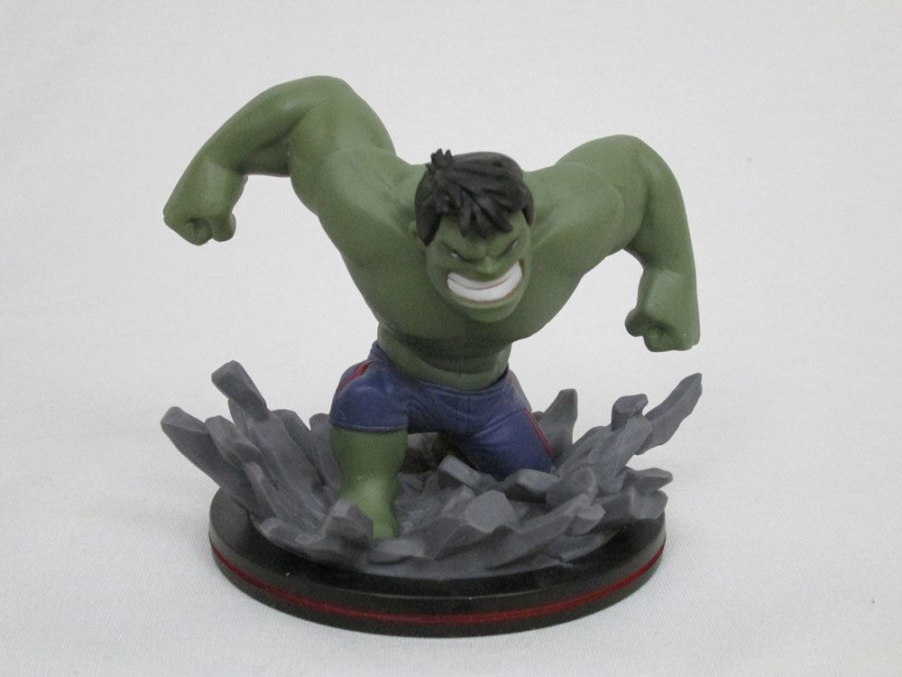 Marvel Comics Q-Fig Figure Hulk 9 cm
