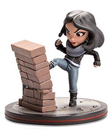 Jessica Jones Q-Fig Figure Jessica Jones LC Exclusive 10 cm