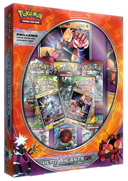 Pokémon TCG: Ultra Beasts GX Premium Collection Buzzwole
