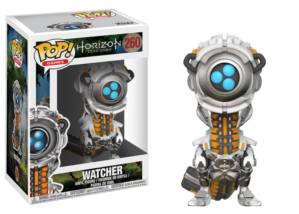 Funko POP: Horizon Zero Dawn - Watcher 10 cm