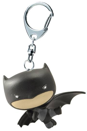 Kľúčenka Justice League Mini Keychain Batman 5 cm