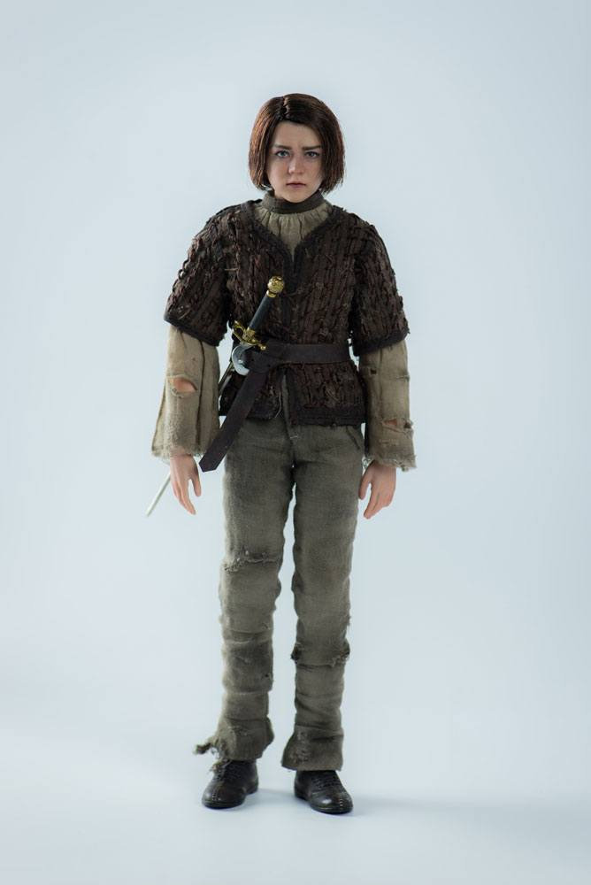 18/09 Game of Thrones Action Figure 1/6 Arya Stark 26 cm