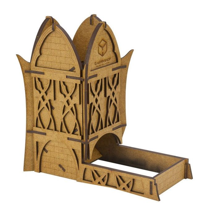 Dice Tower - Elvish Dice Tower