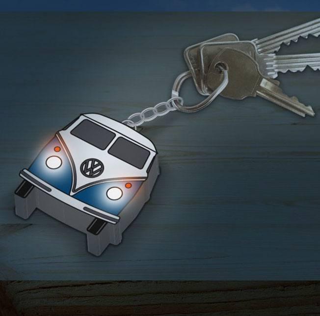Kľúčenka Volkswagen Light-Up Keychain Campervan 71a23b6deee