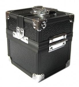 0342e03d1a96e DOPLNKY KU HRÁM | Krabička The Vault Metal Box - Black | Funtastic ...