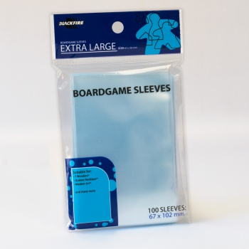 Obal Board Game Sleeves BF 67x102 mm, Extra Large