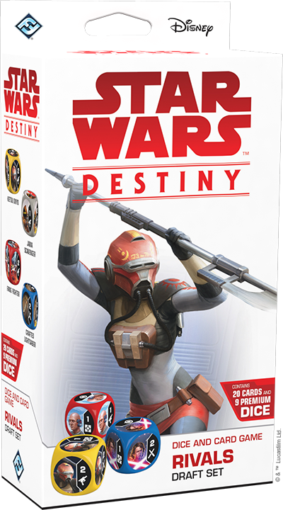 Star Wars: Destiny - Rivals Draft Set EN