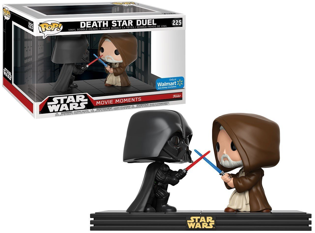 Funko POP: Star Wars - 2-Pack Death Star Duel 10 cm