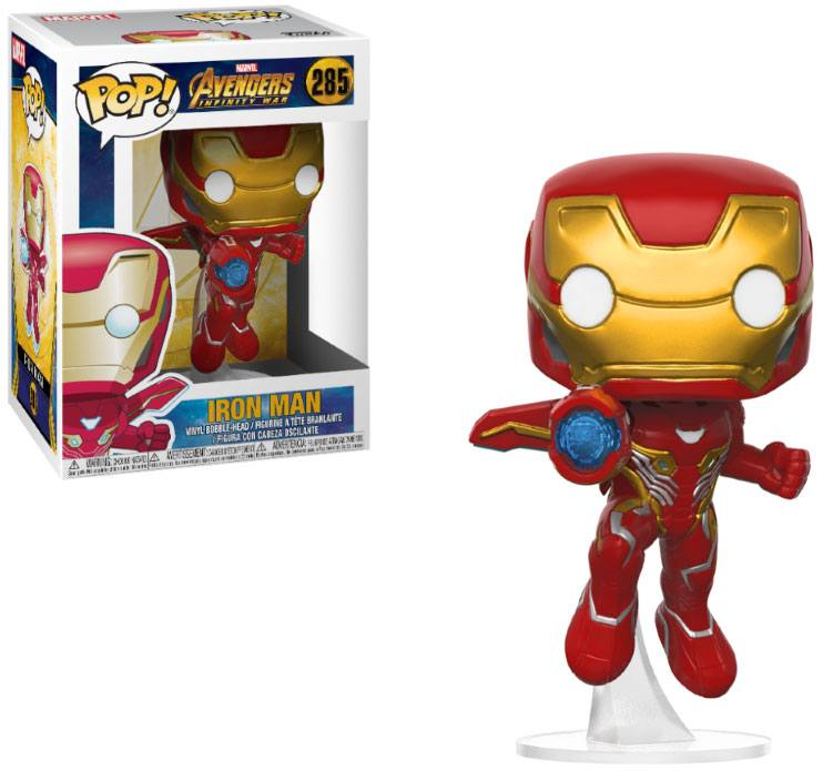 Funko POP: Avengers Infinity War - Iron Man 10 cm