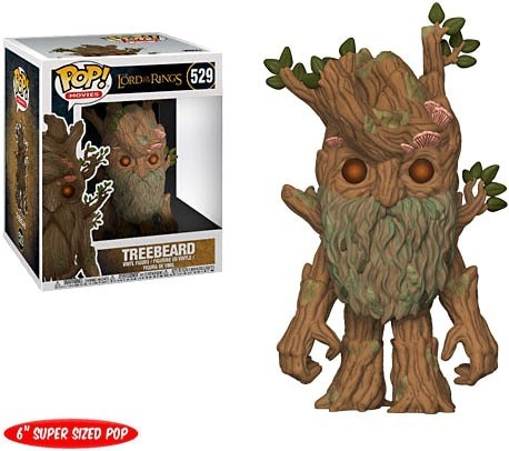 Funko POP: Lord of the Rings - Treebeard 15 cm
