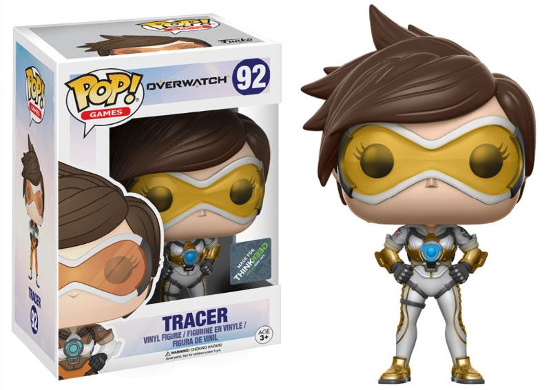 Funko POP: Overwatch - Tracer (Posh) 10 cm