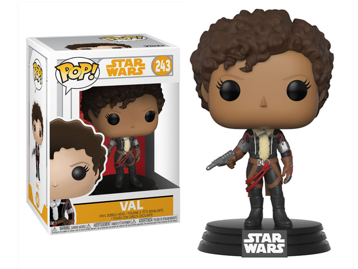Funko POP: Star Wars Solo - Val 10 cm