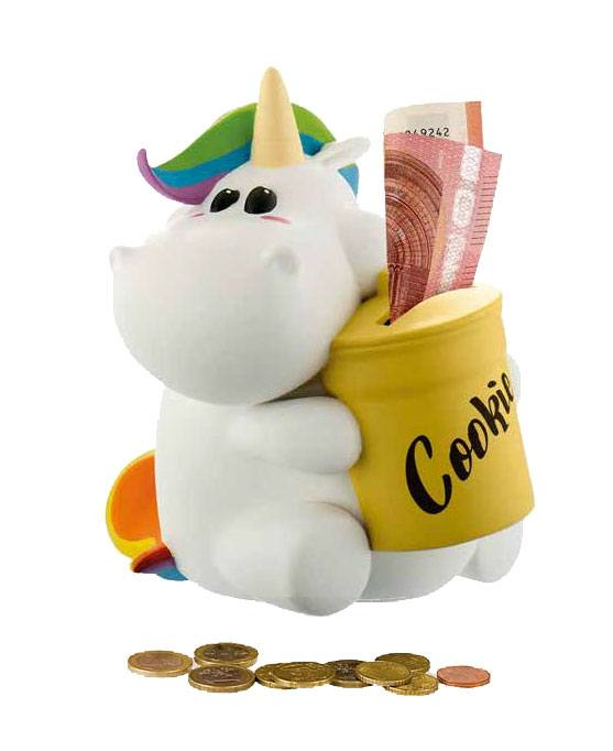 Chubby Unicorn Money Bank Chubby Unicorn 16 cm - pokladnićka