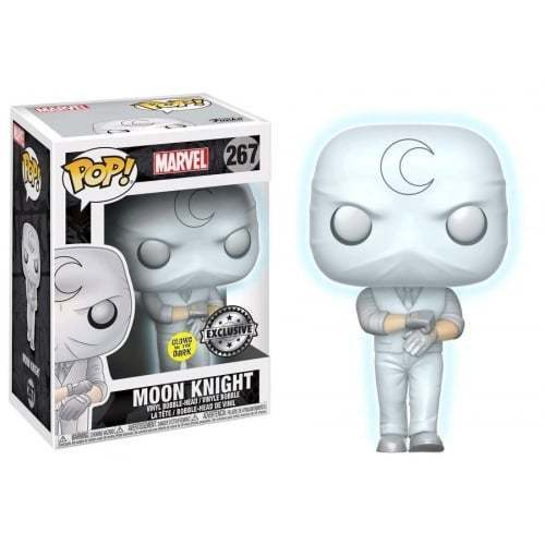 Funko POP: Marvel Comics - Moon Knight Glow in the Dark 10 cm