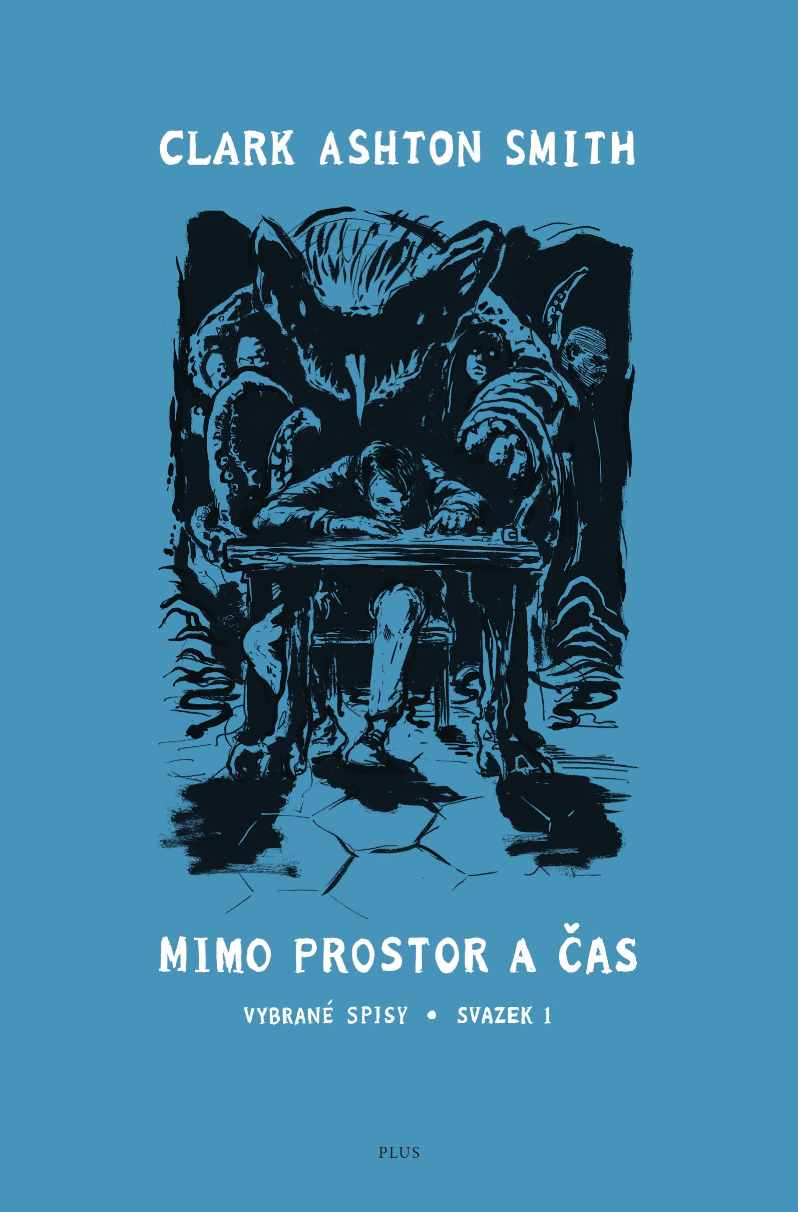 Mimo prostor a čas [Smith Clark Ashton]