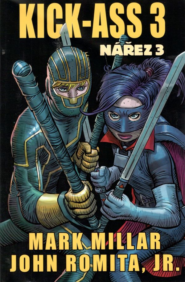 Kick-Ass: Nářez 3 [Millar Mark]