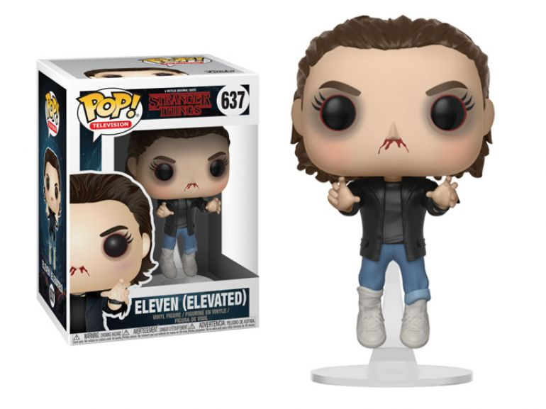 Funko POP: Stranger Things - Eleven Elevated 10 cm