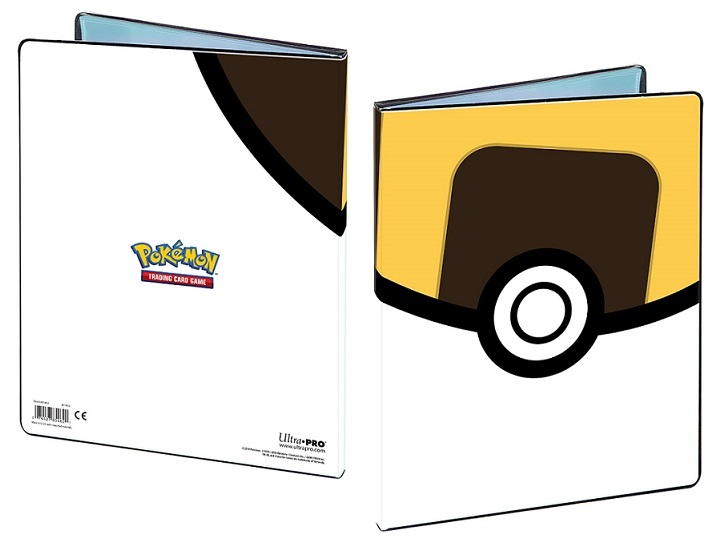 Album A4 Pokémon UltraBall