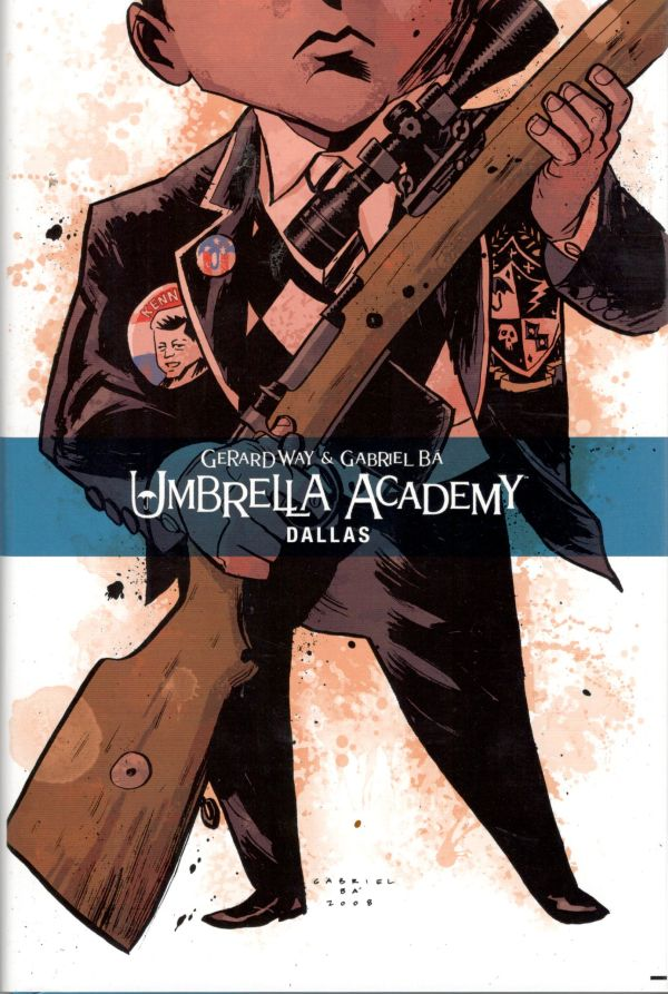 Umbrella Academy 02: Dallas [Way Gerard]