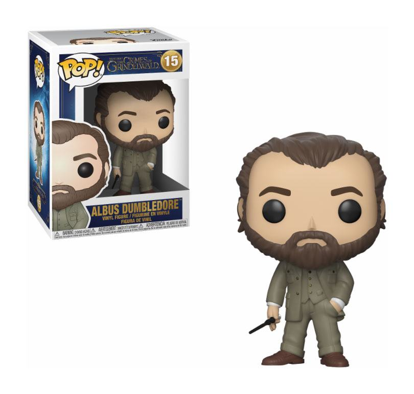 Funko POP: Fantastic Beasts 2 - Albus Dumbledore 10 cm