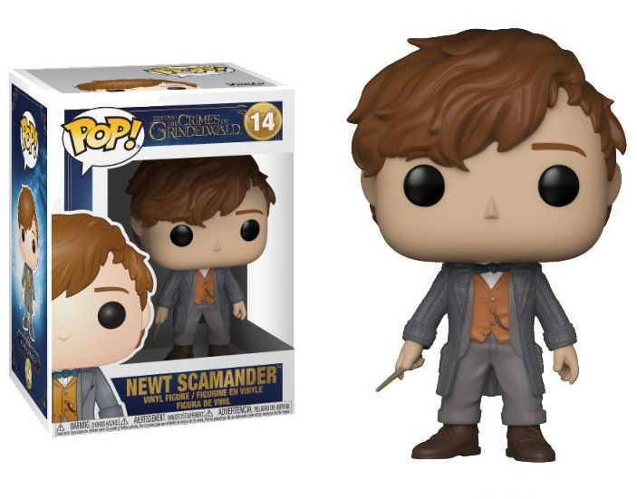 Funko POP: Fantastic Beasts 2 - Newt 10 cm