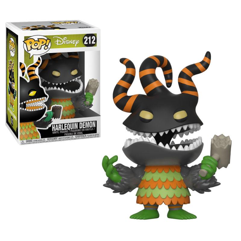 Funko POP: Nightmare Before Christmas - Harlequin Demon 10 cm