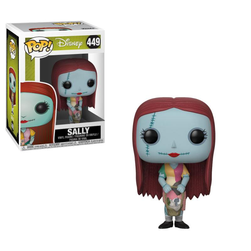 Funko POP: Nightmare Before Christmas - Sally with Basket 10 cm