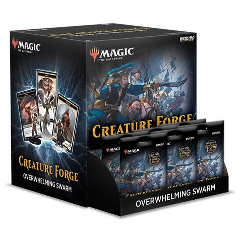 Magic The Gathering - Creature Forge: Overwhelming Swarm (1ks)