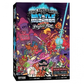 Epic Spell Wars of the Battle Wizards IV: Panic at the Pleasure Palace EN