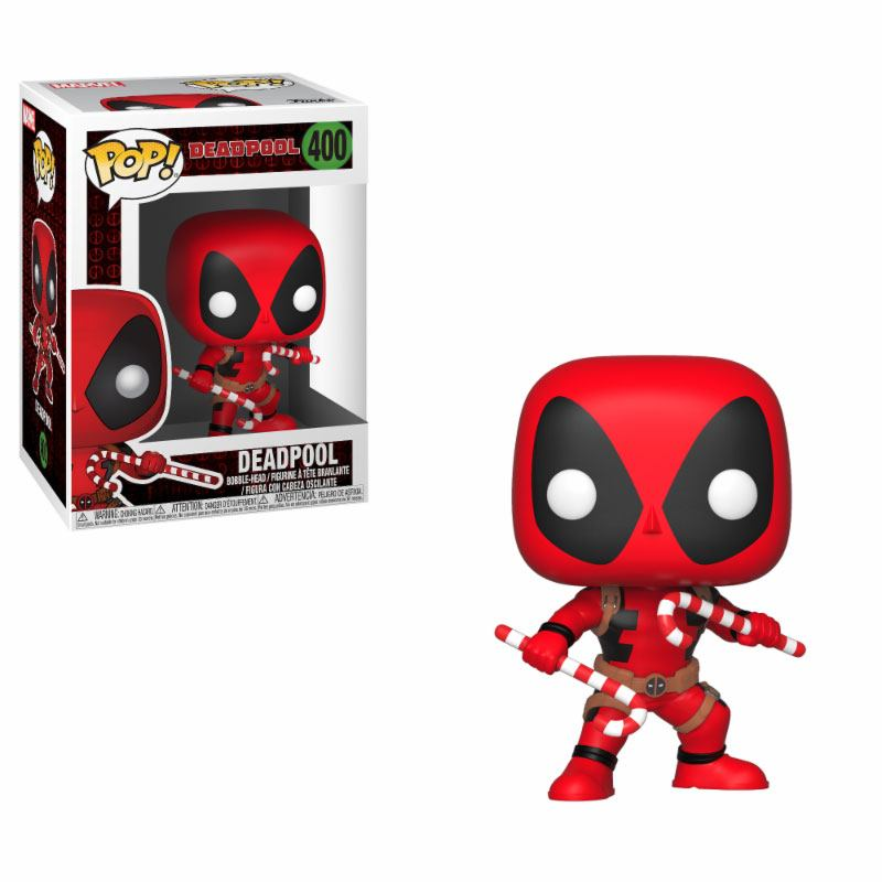 Funko POP: Holiday - Deadpool 10 cm