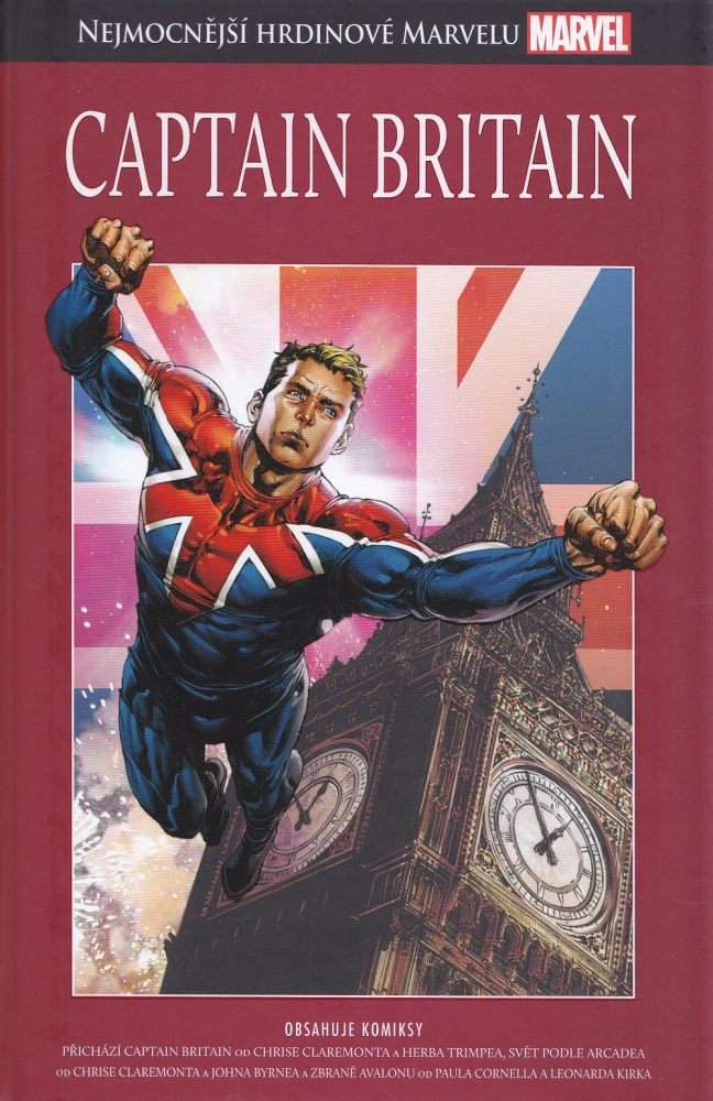 NHM 046: Captain Britain