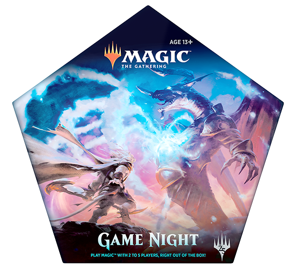 Magic The Gathering TCG: Game Night
