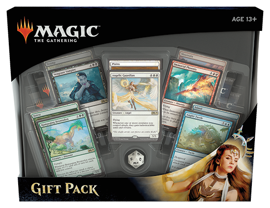 Magic The Gathering TCG: Gift Pack 2018
