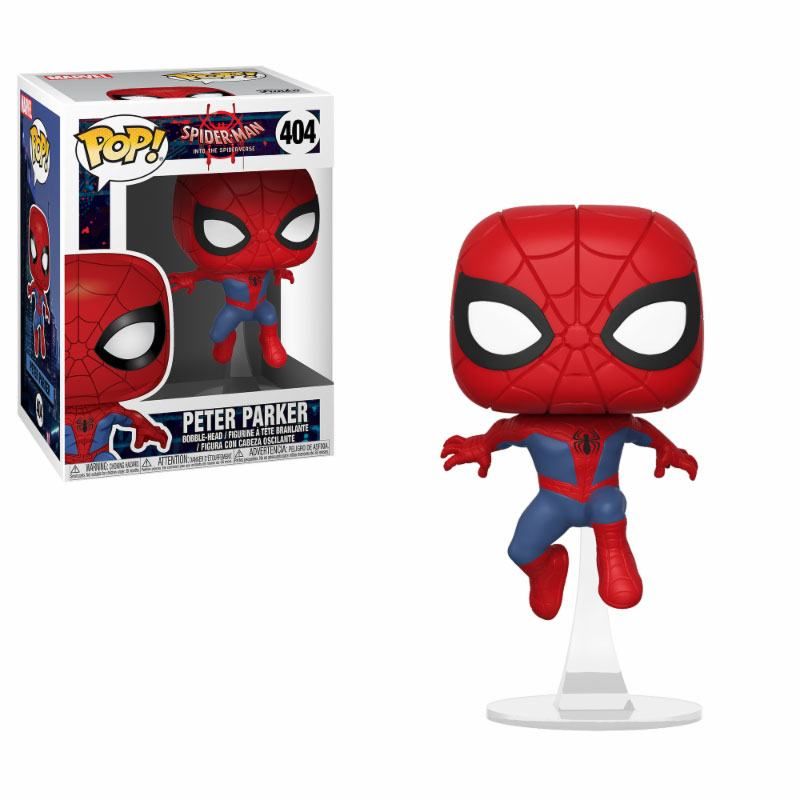 Funko POP: Spider-Man Animated - Peter Parker 10 cm