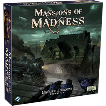 Mansions of Madness 2nd Ed. - Horrific Journeys