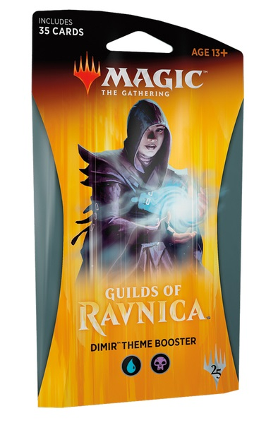 Magic The Gathering TCG: Guilds of Ravnica THEME BOOSTER - Dimir
