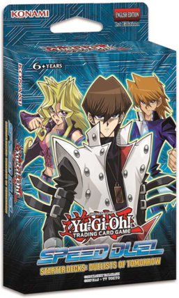 Yu-gi-oh TCG: Starter Deck - Speed Duel: Duelists of Tomorrow