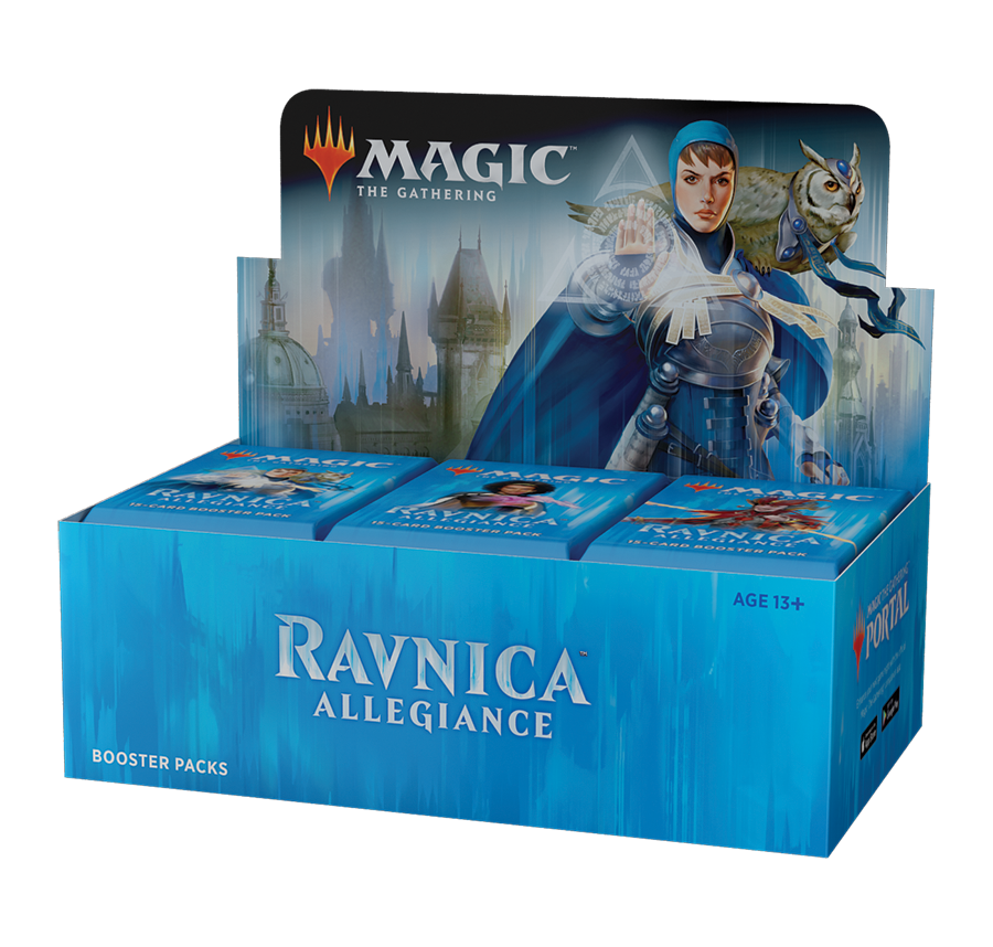 Magic the Gathering TCG: Ravnica Allegiance - Booster Box