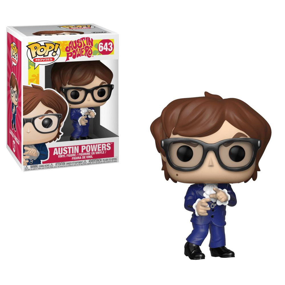 Funko POP: Austin Powers - Austin Powers 10 cm