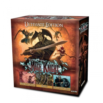 Mage Knight Board Game: Ultimate Edition EN