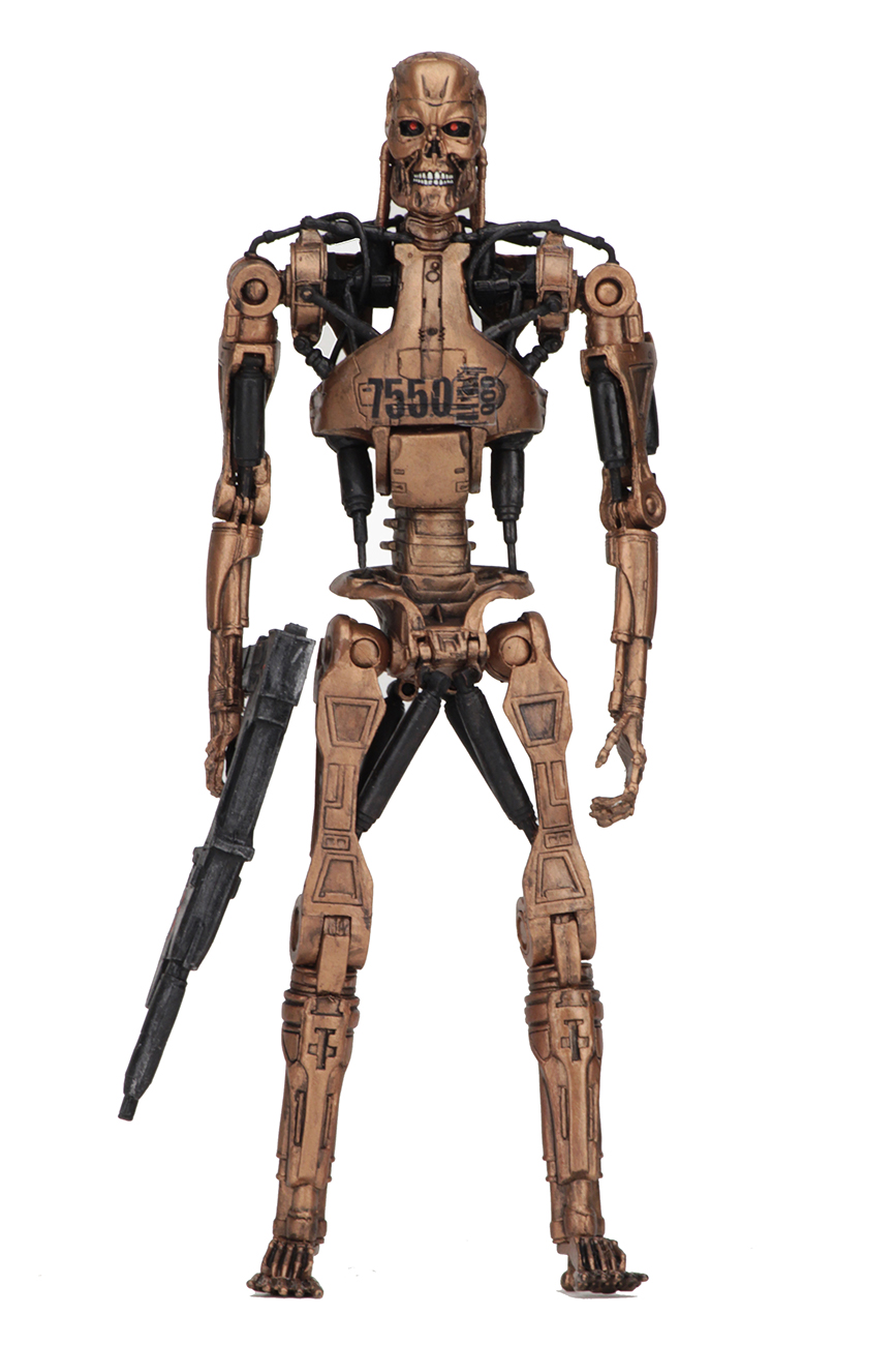 Terminator 2 - Metal Mash Endoskeleton (Kenner Tribute)