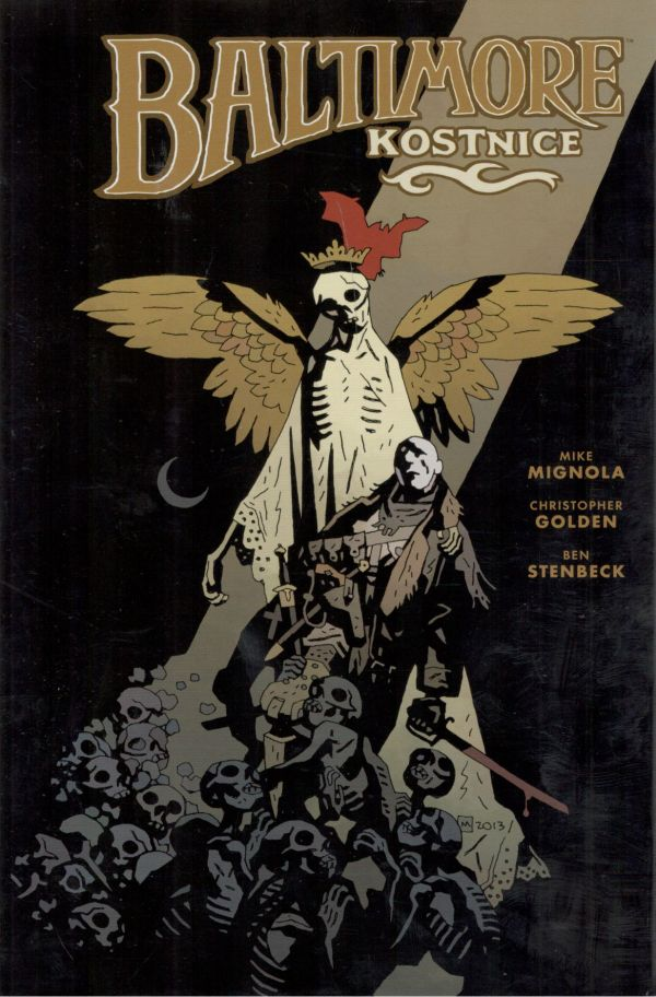 Baltimore 4: Kostnice [Mignola Mike]