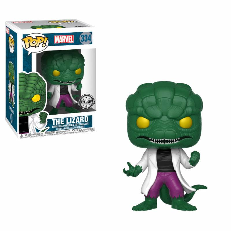 Funko POP: Marvel Comics - The Lizard 10 cm