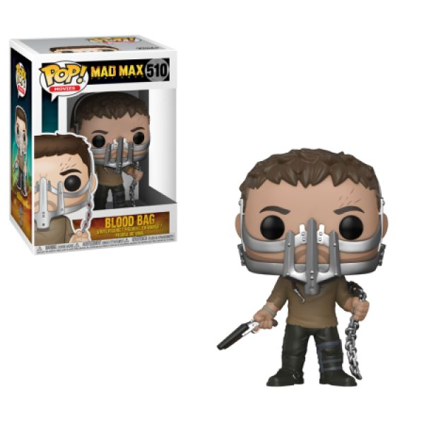 Funko POP: Mad Max Fury Road - Max Blood Bag 10 cm