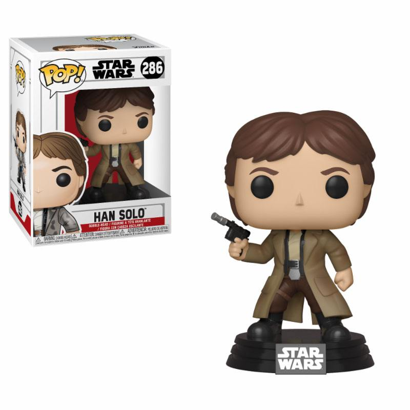 Funko POP: Star Wars - Endor Han Solo 10 cm