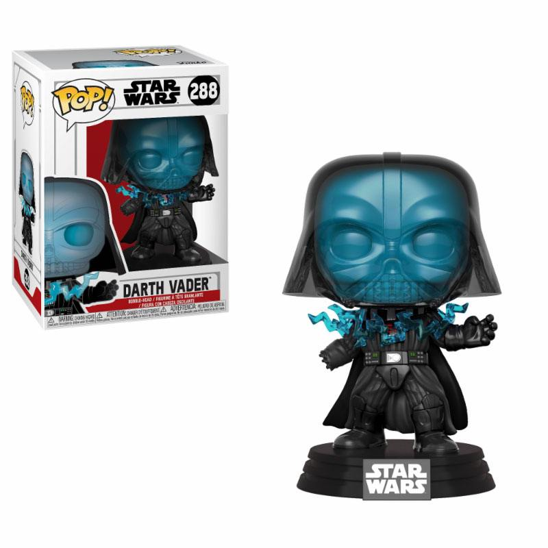 Funko POP: Star Wars - Electrocuted Vader 10 cm