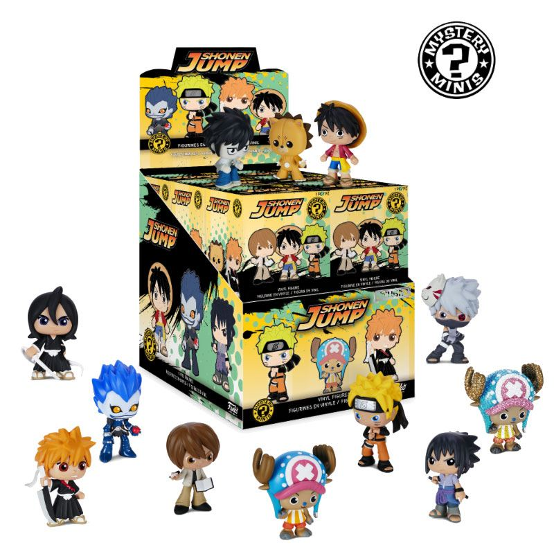 Mystery Minis – Best of Anime Series 3 (1ks)