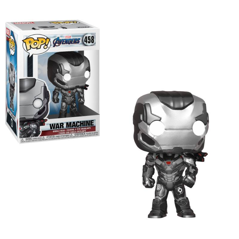 Funko POP: Avengers Endgame - War Machine 10 cm